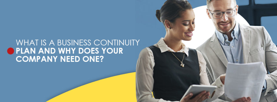what is a business continuity plan