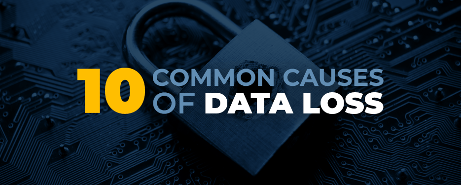 Data Loss: Causes of it, Effects on Businesses & How to Prevent