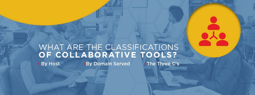 classifications of collaborative tools