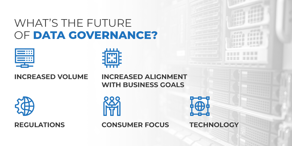 what's the future of data governance?
