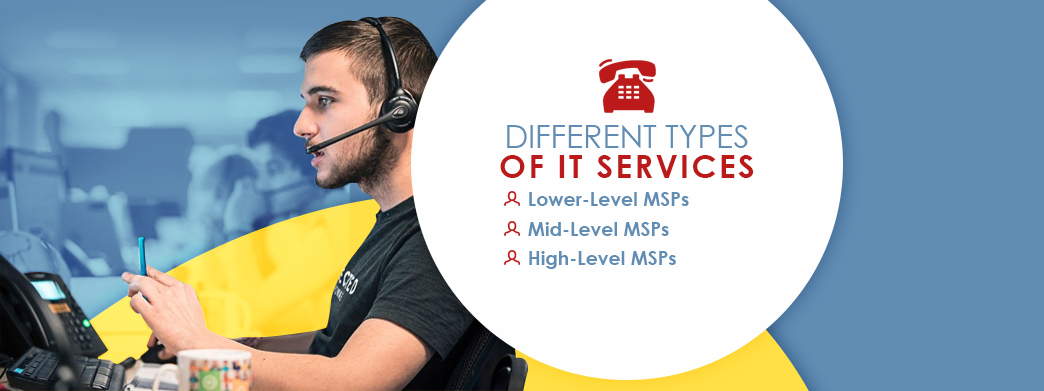 types of IT services