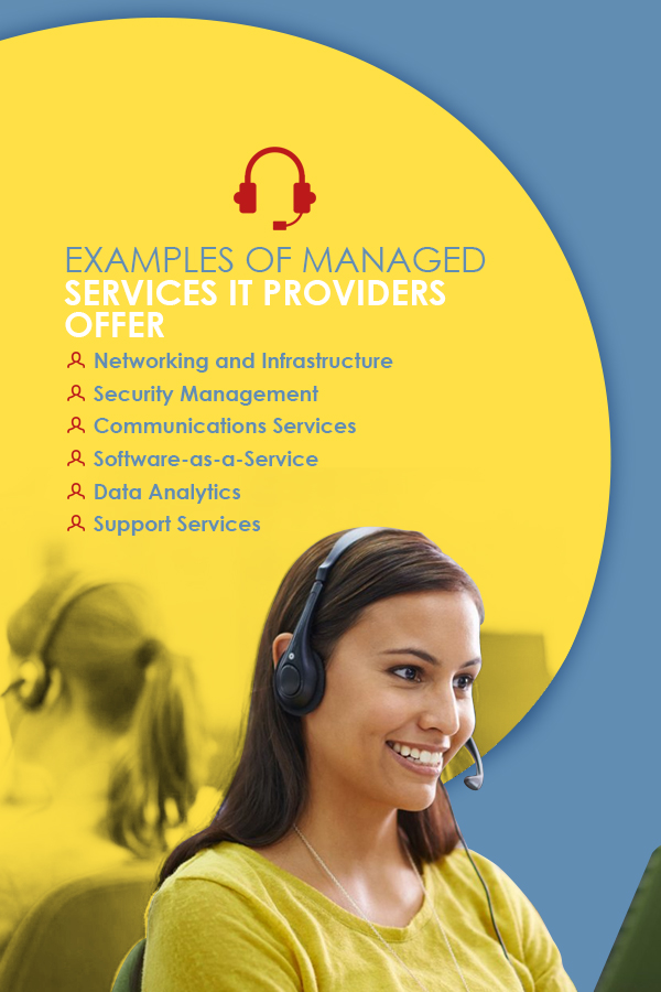 examples of Managed Services IT providers