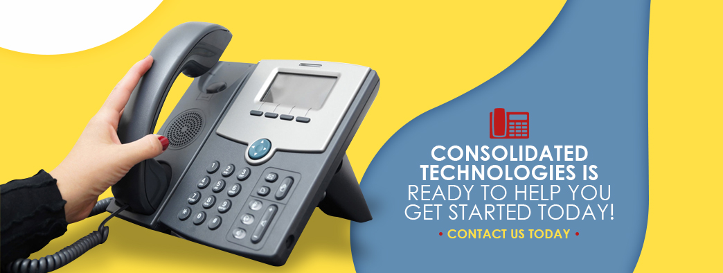 Consolidated Technologies Manged IT services