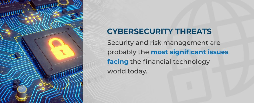 financial cyber security threats
