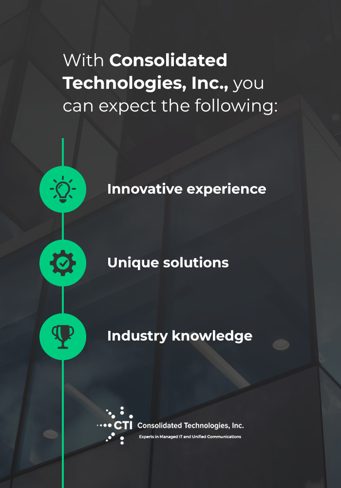 why choose consolidated technologies