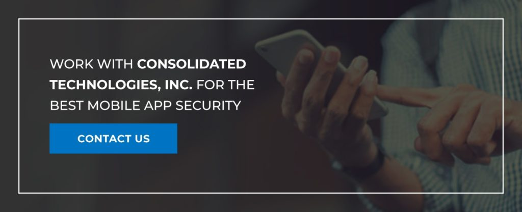 best mobile app security