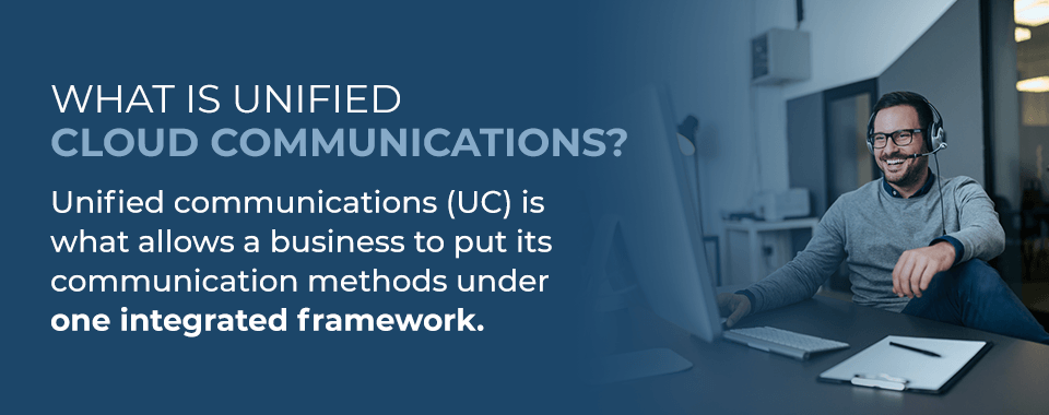 what is unified cloud communications