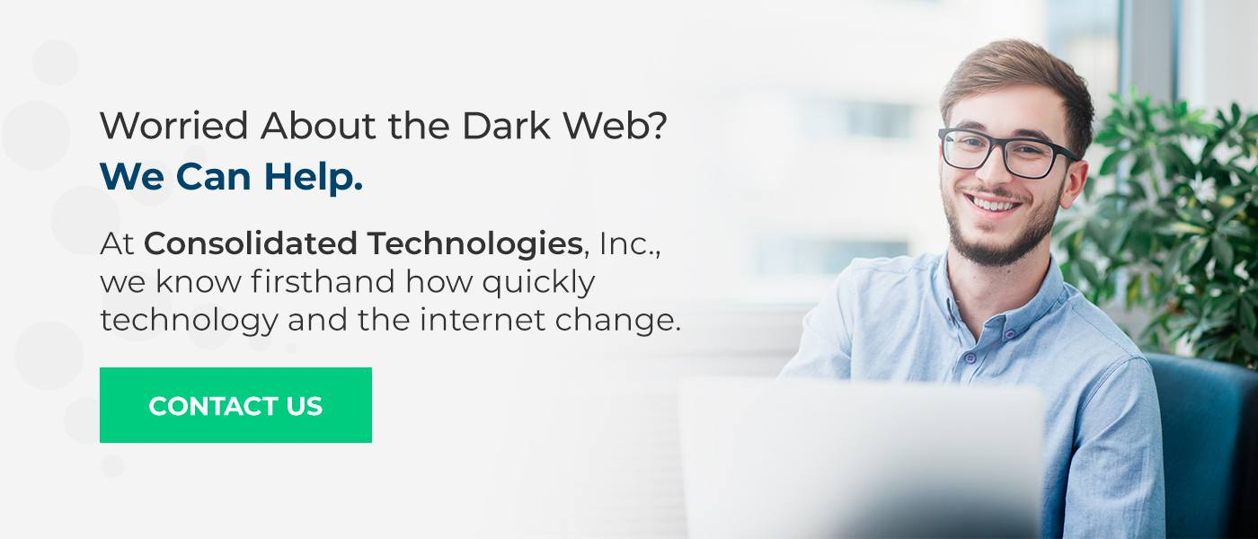 Worried About the Dark Web? We Can Help.